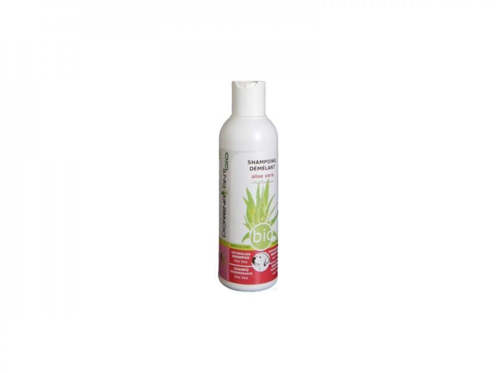 Organic Detangler Shampoo with Aloe Vera