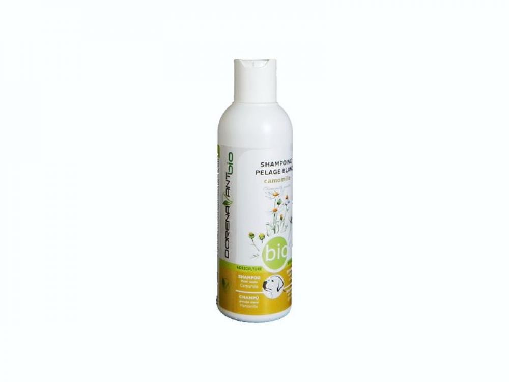 Organic Shampoo for Clear Coats with camomile and cornflower